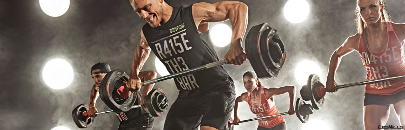 Pump Kurse in Reken. Fitness Training für den ganzen Körper